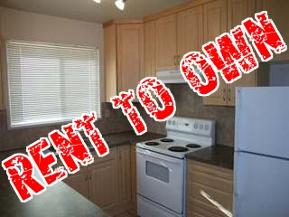 Rent to OWN in Red Deer Alberta - The Brighton - 2-Story Fully Renovated Townhouse