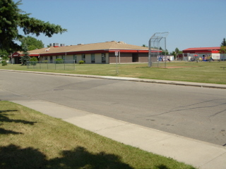 Red Deer - schools, playgrounds