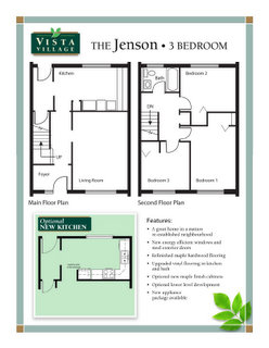 Red Deer - floorplan