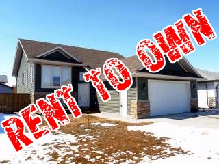 Rent to OWN in Penhold Alberta (Red Deer County) - Spacious New Upscale Luxury Home ~ 1400 sqft!