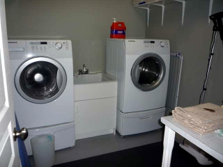 Red Deer - laundry room