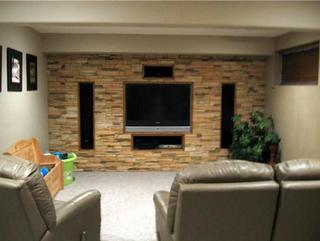 Red Deer - home theatre