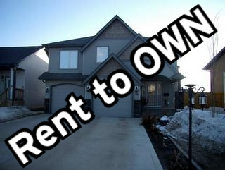 Rent to OWN in Lacombe Alberta - Stunning Custom Built Sorento Home